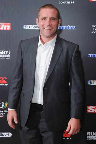 Phil Vickery, 2011