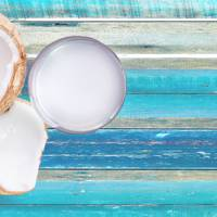 I tried swilling coconut oil in my mouth for whiter teeth and couldn't believe what happened