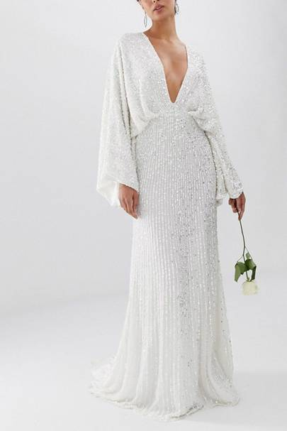 Best high street wedding dresses: ASOS wedding dresses