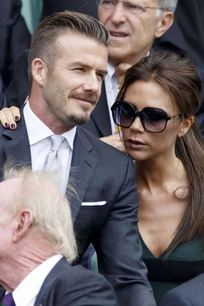 Victoria & David Beckham