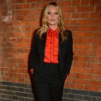 March: Kate Moss leaves Storm