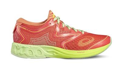 Heavier Runner Wearing Neutral Shoe