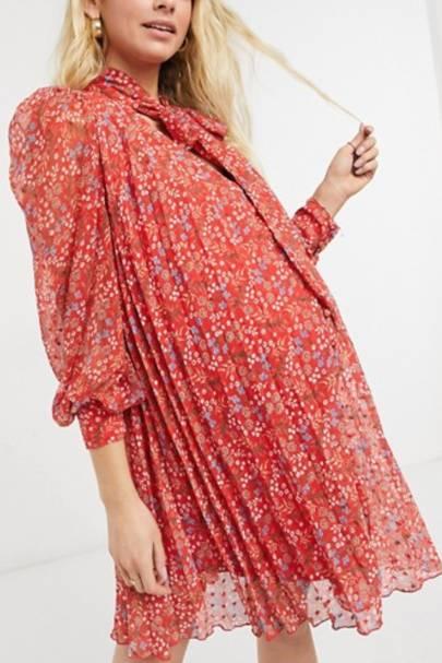 Best maternity printed dress