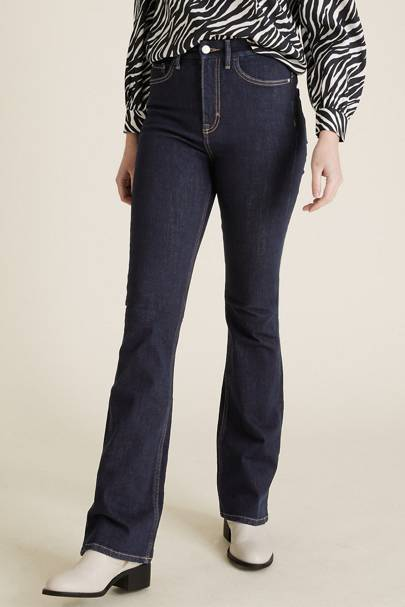 Best Flared Jeans - Marks & Spencer