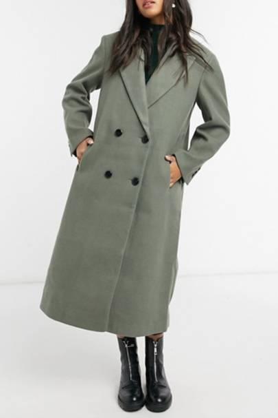 Best winter coat oversized