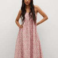 POST-LOCKDOWN SUMMER DRESSES: FLORAL MAXI