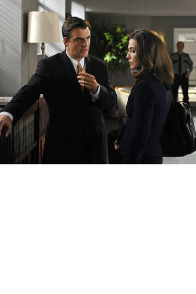 Peter Florrick in The Good Wife