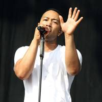 John Legend at Wireless Festival