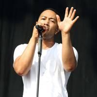 John Legend at Wireless Festival