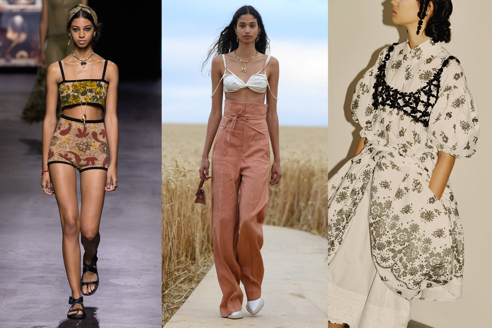 Spring Summer Fashion Trends 8: 8 Winter Looks & How To Wear