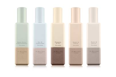 Jo Malone English Fields collection
