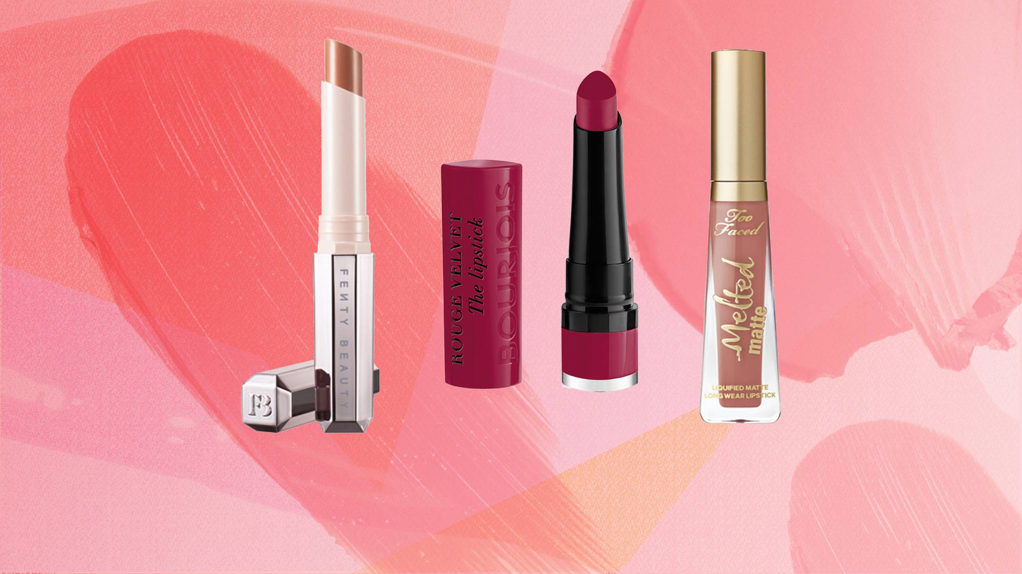 The Best Lipsticks 2018: Reds, Nudes, Pinks And Oranges | Glamour UK