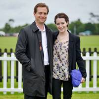 Claire Foy & Stephen Campbell Moore
