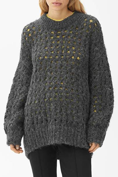 Best oversized knitwear on sale