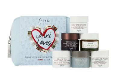 Christmas Beauty Gifts 2020: the face mask gift set