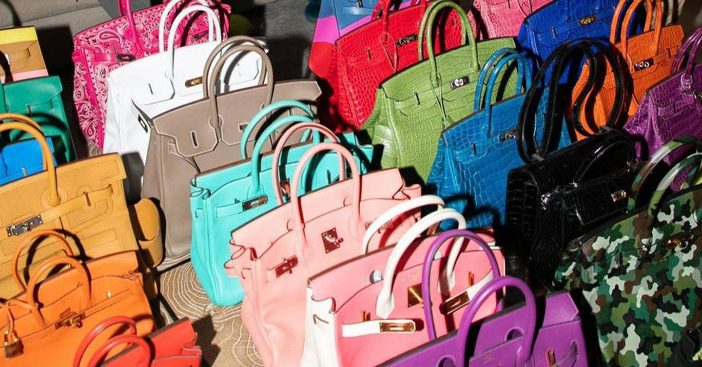 Cardi B just gave her followers a glimpse of her massive Birkin bag collection and we stopped counting at 26…