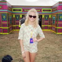 Pixie Lott at V Festival