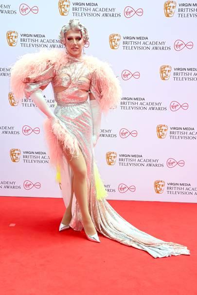 BAFTA TV Red Carpet: A'whora