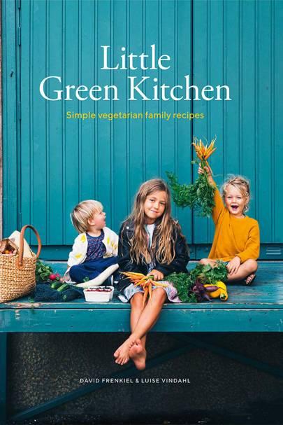 Best vegetarian cookbook for kids