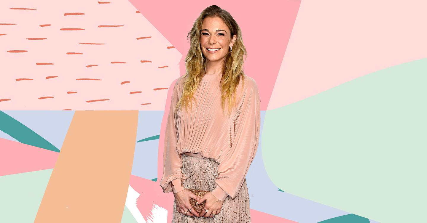 LeAnn Rimes is making her psoriasis flare-up visible after a stressful year because she is done with trying to hide it