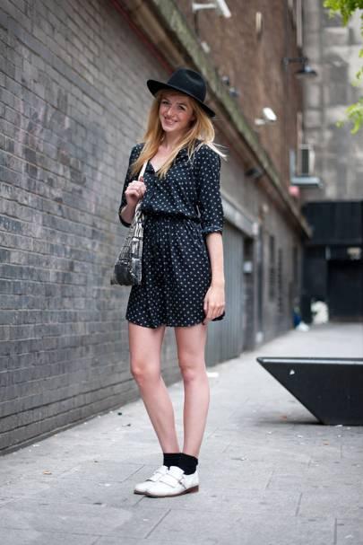 Amy Albertine Andrew, Stylist