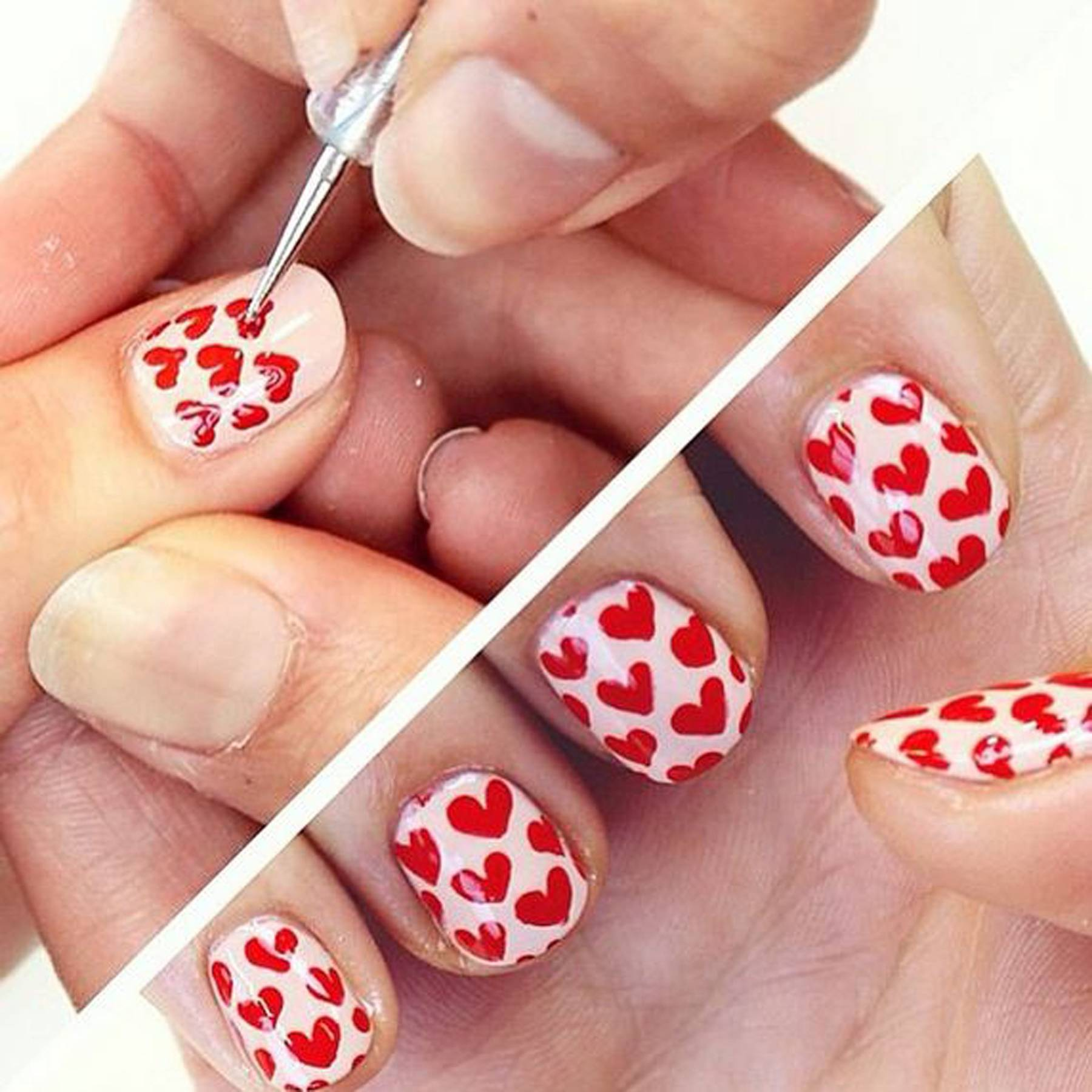 Wedding Nails: 23 Beautiful Nail Art Ideas For Your Big Day | Glamour UK