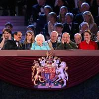 The Queen's 90th birthday bash