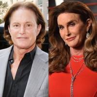 Caitlyn Jenner (formerly known as Bruce Jenner)