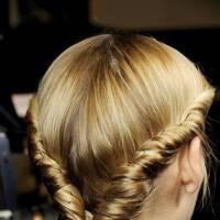 TREND: Pretty plaits, braids and twists