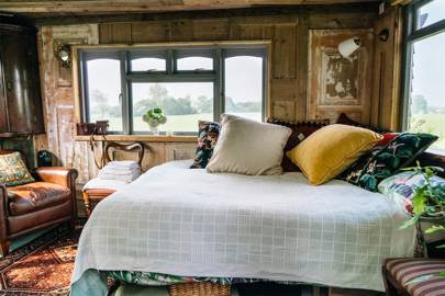 Best secluded treehouse holiday UK