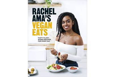Best vegan cookbook for refreshing Caribbean and West African-inspired dishes