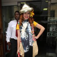 DON'T #10: Paloma Faith at the Radio 1 studios, August