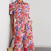 Best floral jumpsuit