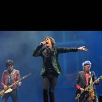 The Rolling Stones at Glastonbury