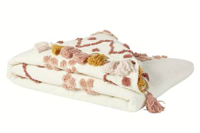 Best embroidered throw