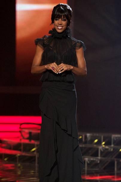 Week 6, Sunday - Kelly Rowland