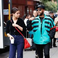 7. The Weeknd & Selena Gomez