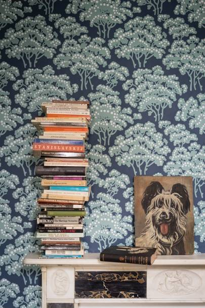 Hornbeam wallpaper, £95 per 10 metre roll at Farrow & Ball