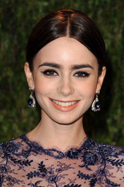 Best 'I want her look' Look: Lily Collins