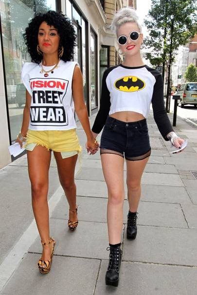 89780fcd96 Photos of Little Mix  Style Evolution   Fashion Trends