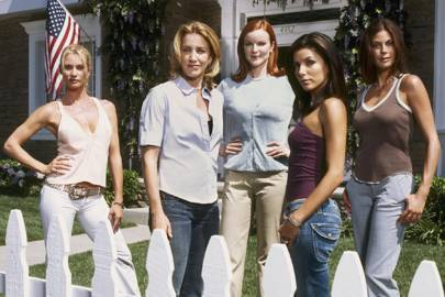 21. Desperate Housewives