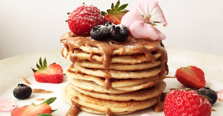 Protein Pancake Recipe Pancake Day Recipes Glamour Uk