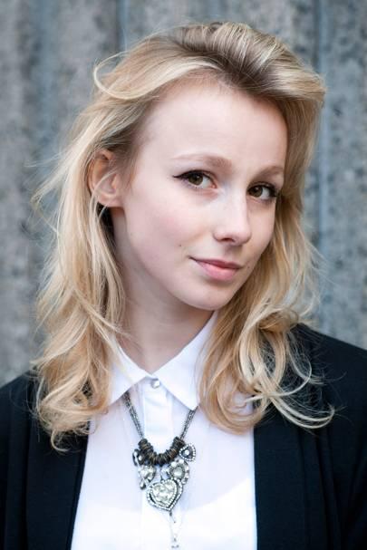 Anna-Faye Mackey, Art Student