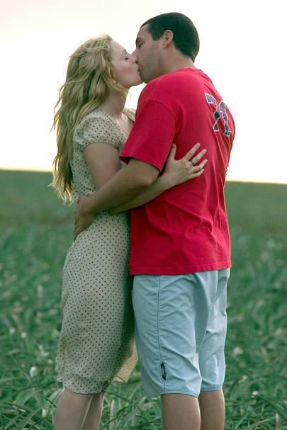 Drew Barrymore & Adam Sandler