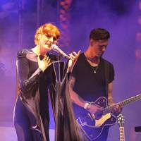 Florence Welch at Coachella