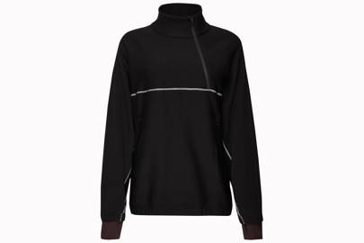 The running hoodie