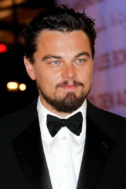 Awesome Leonardo Dicaprio Look Book Celebrity Hair And Hairstyles Short Hairstyles For Black Women Fulllsitofus