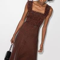 Best Dresses In The Sale: Ganni Dress