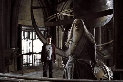 Harry Potter and the Half Blood Prince: Albus Dumbledore