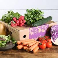 Best subscription boxes food: fruit & veg subscription box